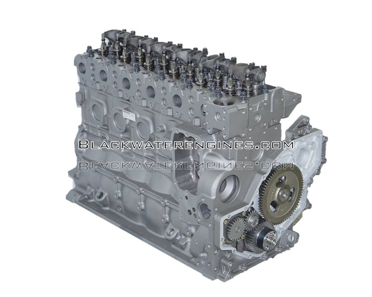 6.7 LITER ISB 6.7L 24V CUMMINS® COMMON RAIL LONG BLOCK DIESEL ENGINE