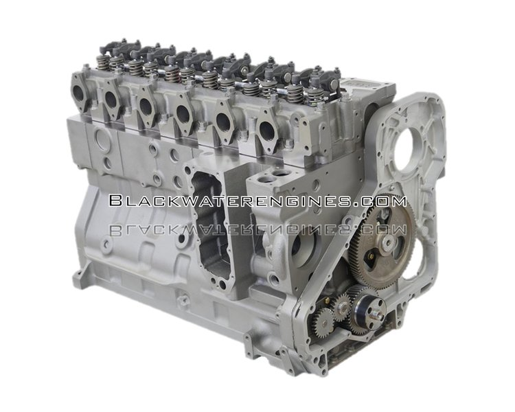 8.3 LITER 8.3L 12V CUMMINS® 6C, 6CT, 6CTA LONG BLOCK DIESEL ENGINE