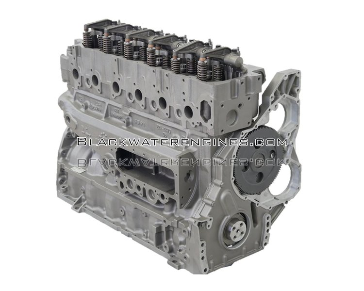 CATERPILLAR® C7 CAT C7 ACERT MARINE DIESEL LONG BLOCK ENGINE