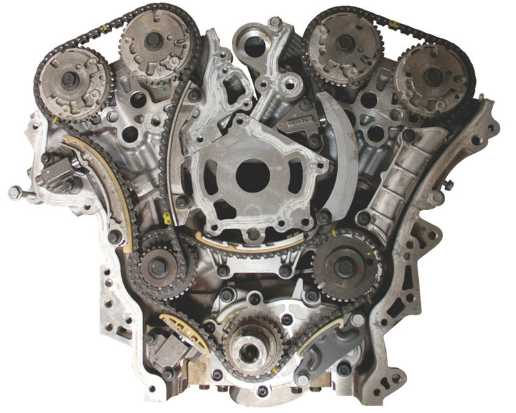 3.6L GM 3.6L CHEVY/GMC DOHC V6