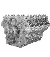 LBZ DURAMAX™ DIESEL LONG BLOCK ENGINE