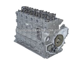 6.7L 24V CUMMINS® COMMON RAIL LONG BLOCK DIESEL ENGINE 2ND STYLE